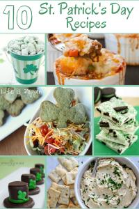 10 St. Patrick's Day Recipes