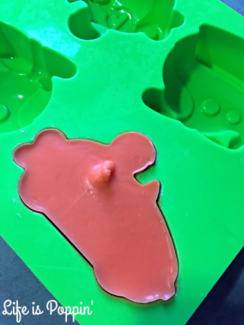 Candy Melt Race Cars In-Process #3