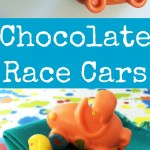 DIY Race Day Food – Chocolate Race Cars