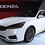 Kia Unveils new Cadenza at the New York Intl. Auto Show