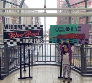 Welcome Race Fans – Indy Art Project