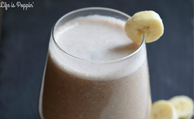 Healthy Coffee Banana Smoothie Recipe 2