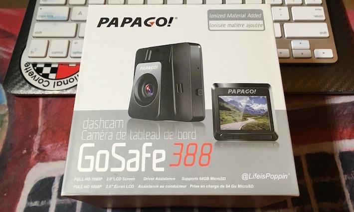 Papago! GoSafe 388