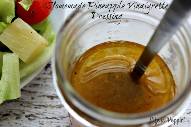 Pineapple Dressing
