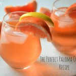 The Perfect Paloma Cocktail Recipe