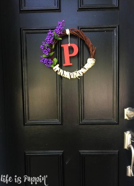 Easy-Door-Wreath