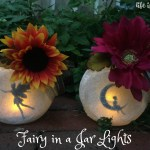 Fairy in a Jar Night-Lights