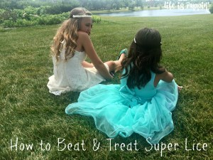 How to Beat & Treat Super Lice