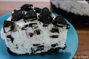 Oreo No Bake Cheesecake