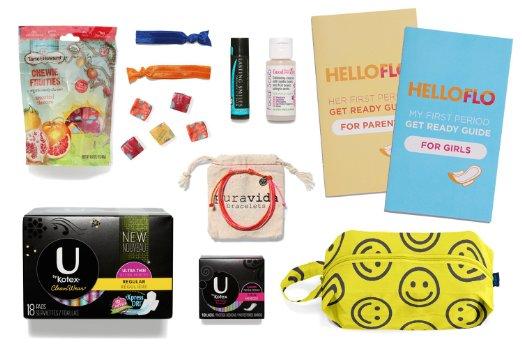period starter kit