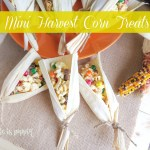 Mini Harvest Corn Treats