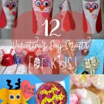 12 Easy Valentine's Day Crafts for Kids