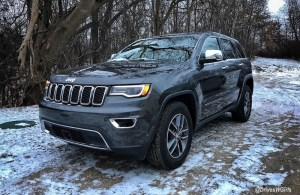 2017 Jeep Grand Cherokee – Kicking off the Year in Style