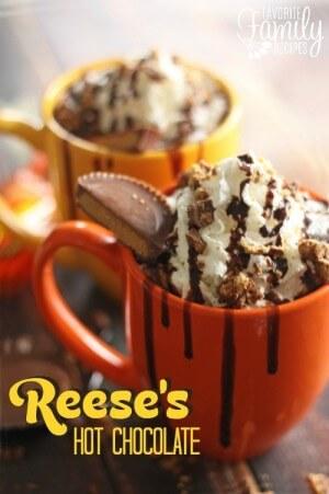 Reese Hot Cocoa