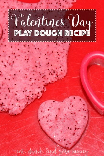 VDay Play Dough