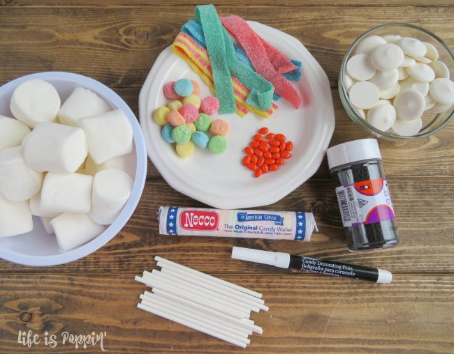 snowman pop ingredients