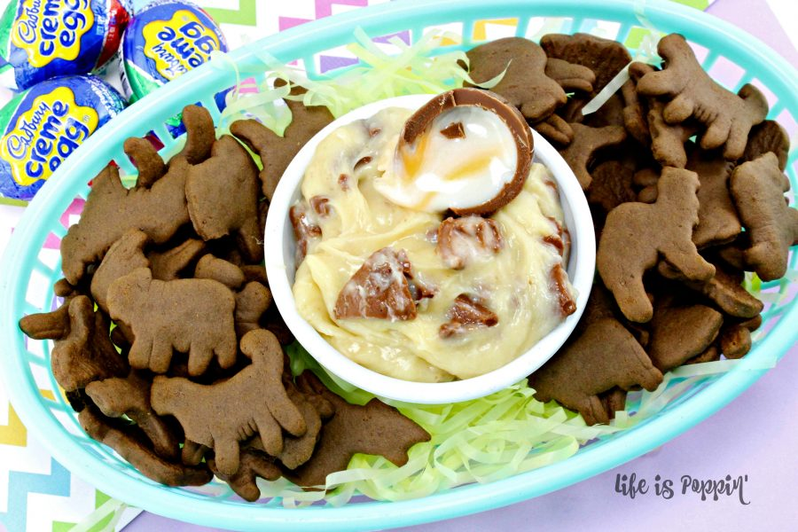 Cadbury Egg Dip - Recipe