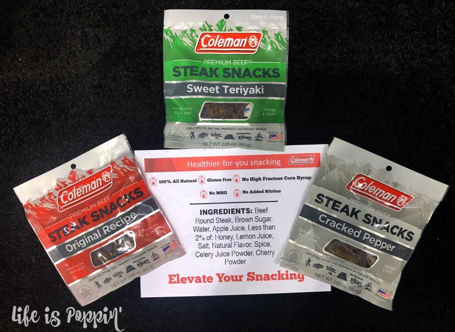 Coleman-snacks