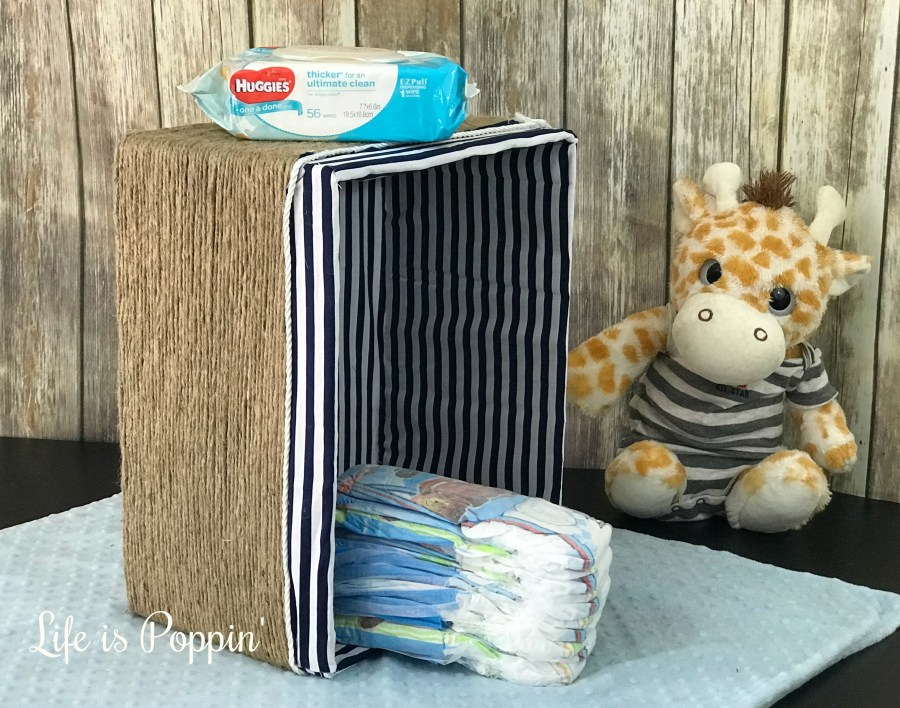 DIY-Diaper-Storage-From-a-Box