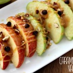 Easy Caramel Apple Nachos