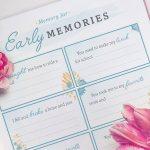 Memory Jar Ideas for Mom