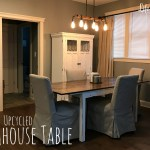 Easy Farmhouse Table DIY: An Upcycle for Beginners