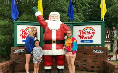 Summer Adventures at Holiday World