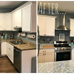 Frugal Kitchen Makeover: Giani Countertop Paints