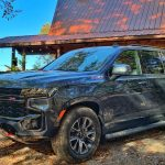 Great Smoky Mountains National Park: Family Road Trip In the 2021 Chevy Tahoe
