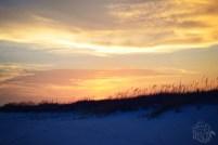 Destin Florida Dunes Sunset   Life Is Sweet As A Peach