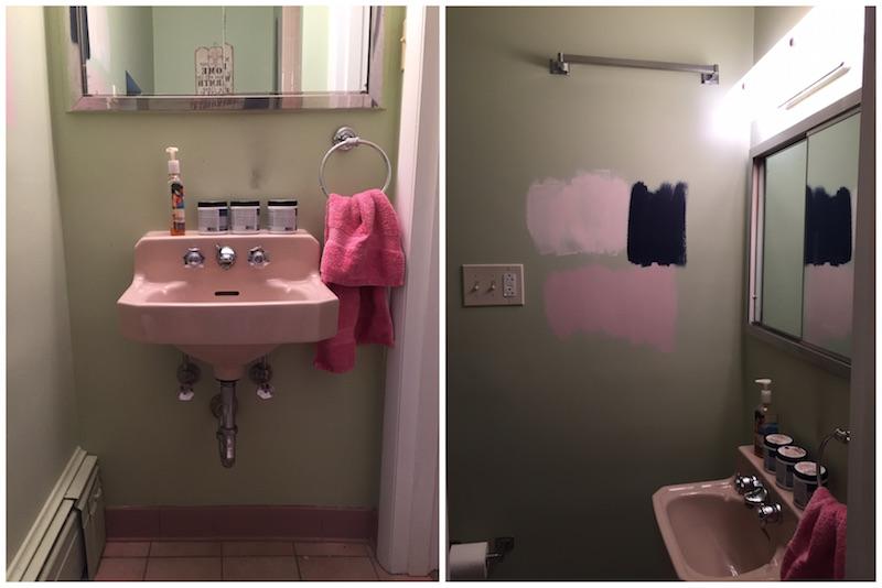 Small Bathroom Make Overs Good Bathroom Makeovers Cheap