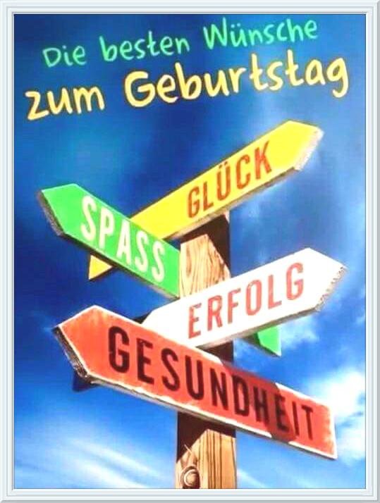 Открытки с днем рождения для женщин на немецком языке, открытка своими руками