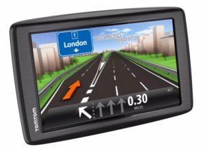 TomTom GPS navigator