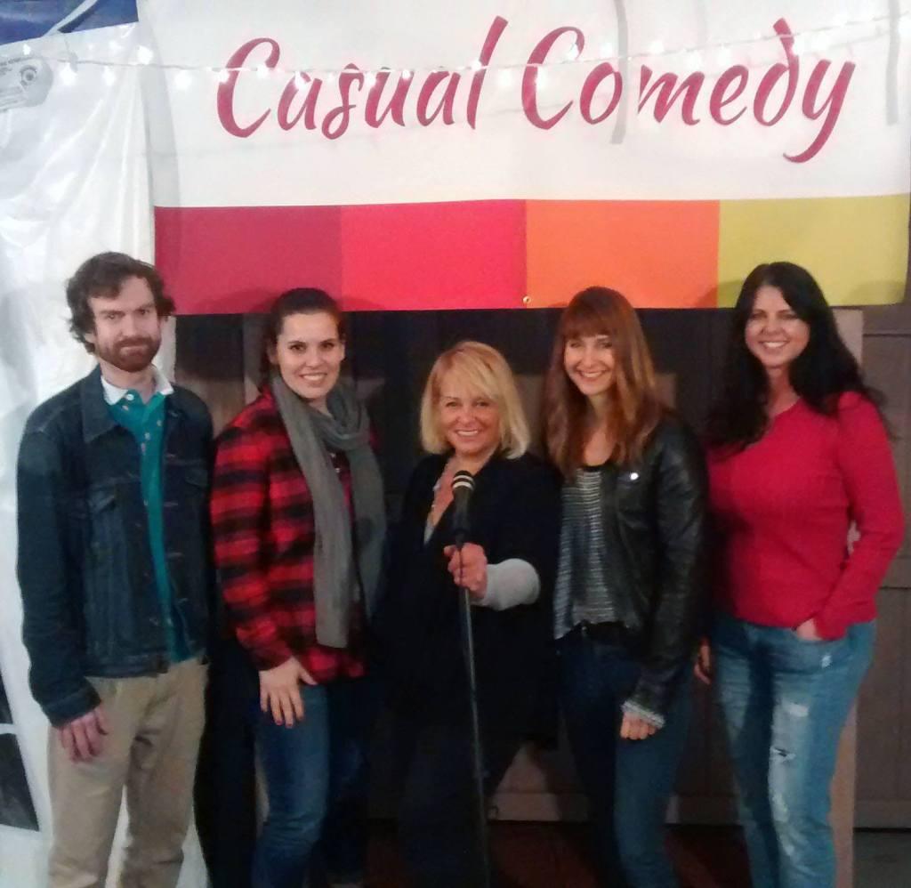 Casual Comedy Long Beach Show