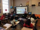 Dr. Dyson teaches high school at Ramsey