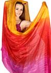 silk bellydance veil