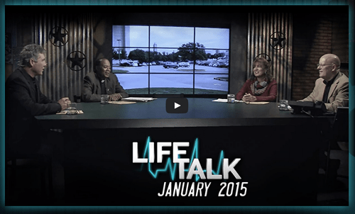 Lifetalk Jan 2015