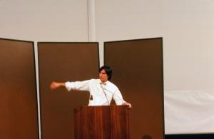 Steve Jobs IDCA 1983