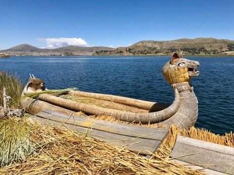 Titicaca, Peru
