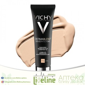 VICHY DERMABLEND 3D CORRECTION 15