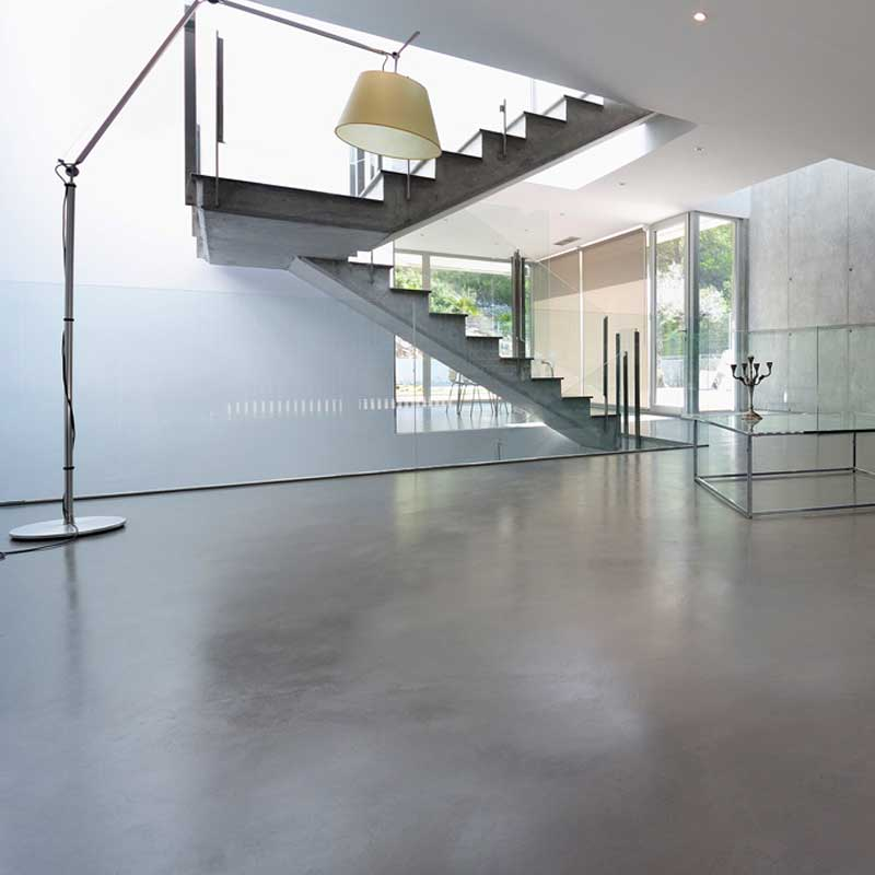 Polished Concrete Floor Services - Lifeline Stone Care