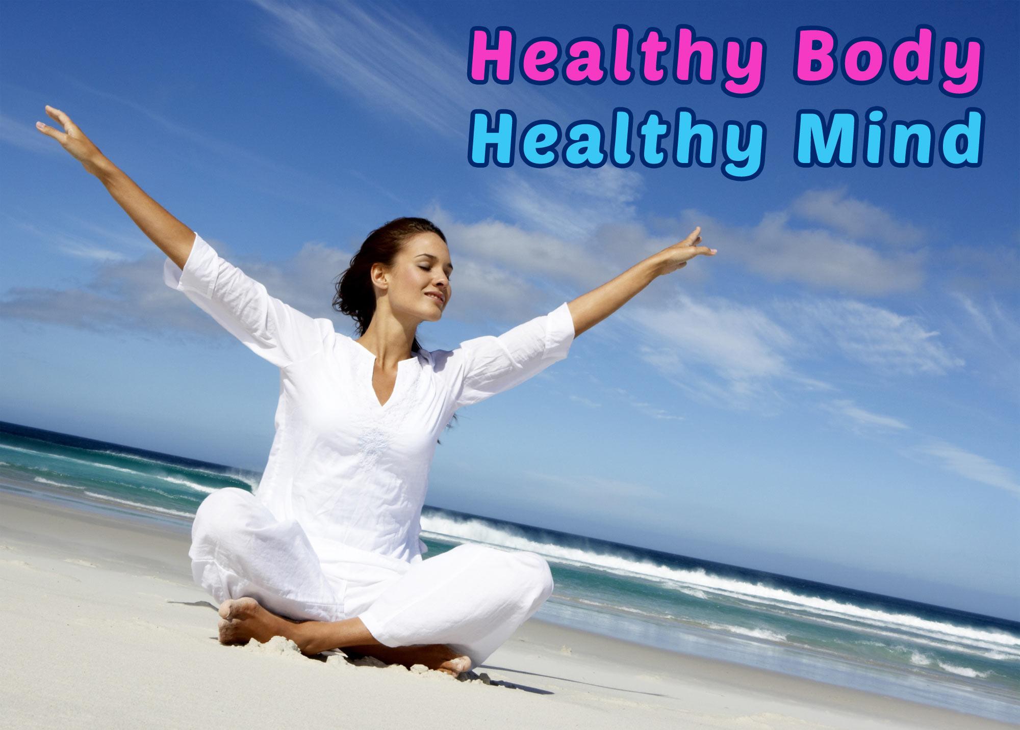 healthy body mind
