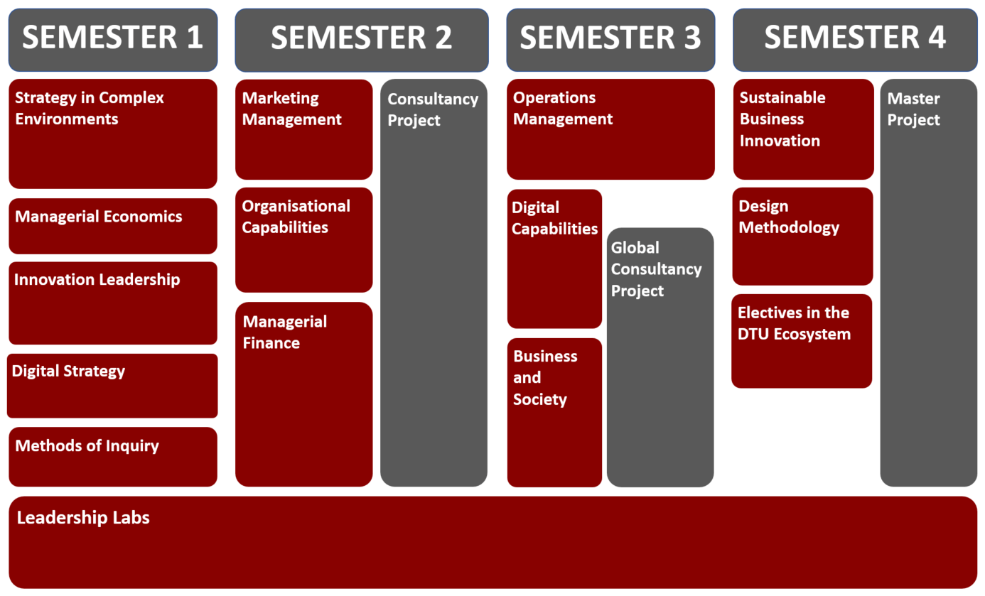 EMBA Programme Structure