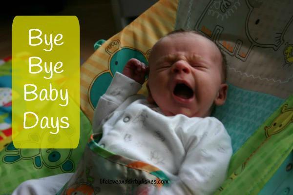 Bye Bye Baby Days Post Image