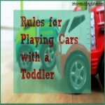 Rules for Playing Cars Thumbnail