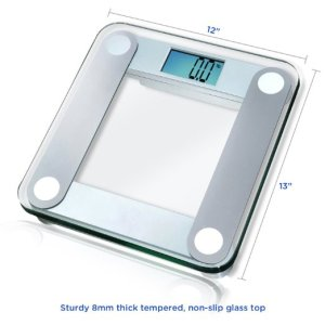 EatSmart Precision bathroom scale