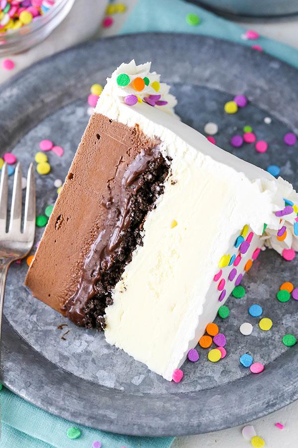 How Long Is Ice Cream Cake Good For : cream, Copycat, Dairy, Queen, Cream, Classic, Recipe