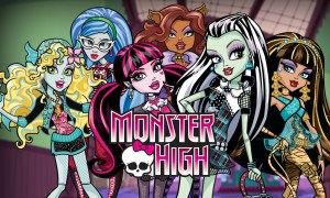 Monster High in French on Netflix