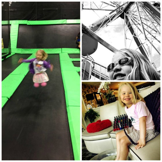Mommy Dates At Extreme Air Indoor Trampoline Park, PlayLand and getting pedicures