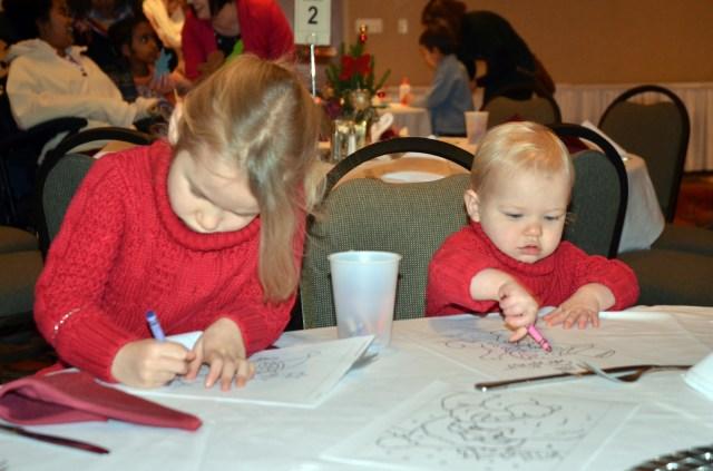 Children's Heart Network Christmas Party 2014